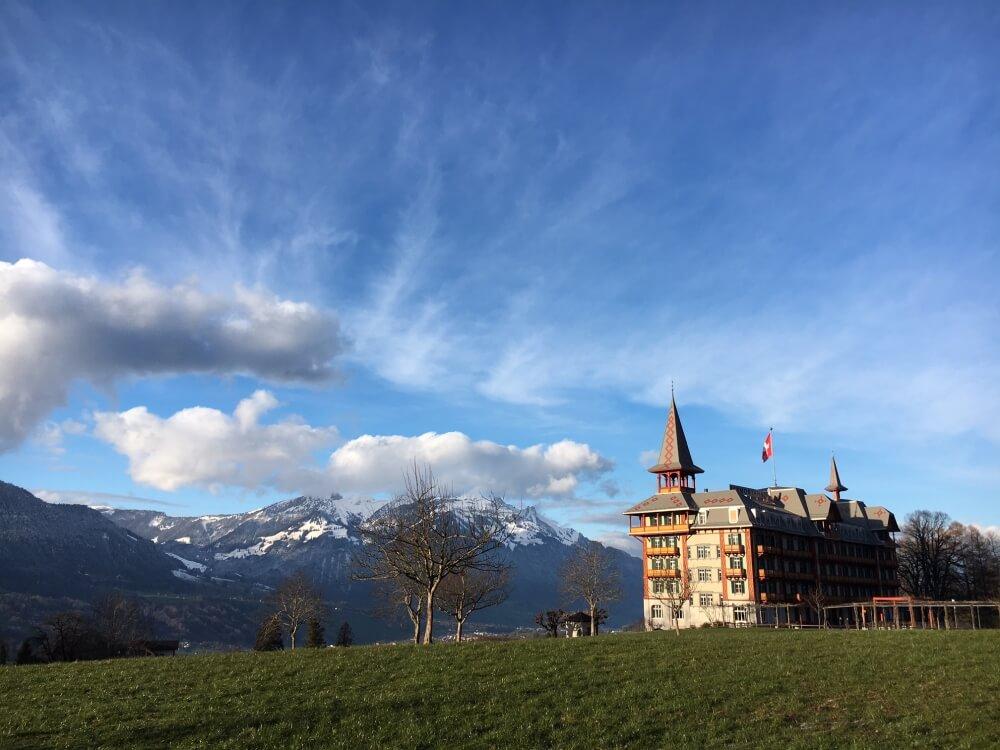 Hochzeitsreportage Winter Luzern