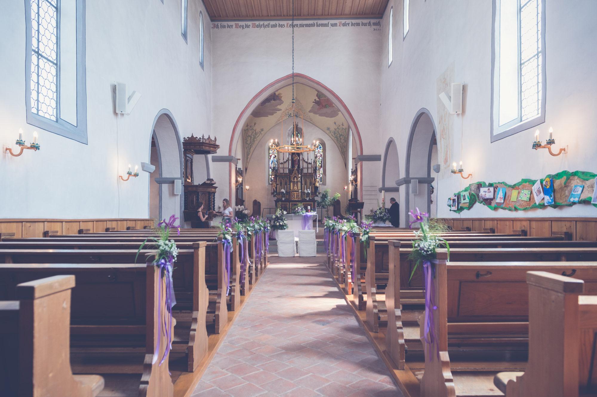 hochzeitsreportage basel Kirche